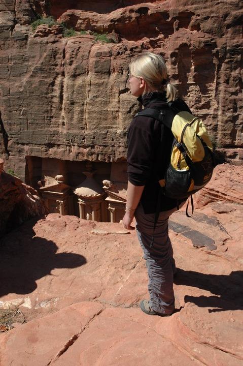Petra, Jebel Umm Al 'Amr